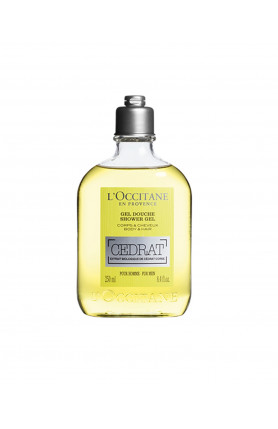 CÉDRAT SHOWER GEL 250ML