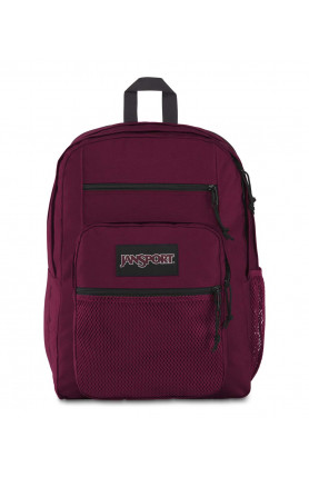 JANSPORT BIG CAMPUS BACKPACK 34L - RUSSET RED