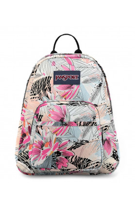 JANSPORT HALF PINT BACKPACK 10.2L - AGAVE ZEBRA