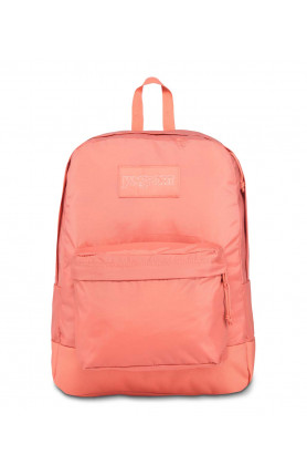 JANSPORT MONO SUPERBREAK BACKPACK 26L - CRABAPPLE