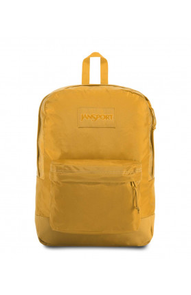 JANSPORT MONO SUPERBREAK BACKPACK 25L - ENGLISH MUSTARD