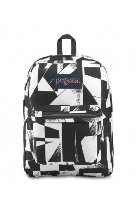 JANSPORT SUPERBREAK BACKPACK 26L - VECTOR LINES