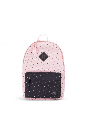 PARKLAND KINGSTON BACKPACK - POLKA DOTS QUARTZ
