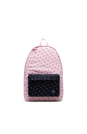 PARKLAND TELLLO BACKPACK - POLKA DOTS QUARTZ