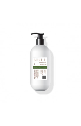 NULL DISINFECTED HAND SOAP 500ML