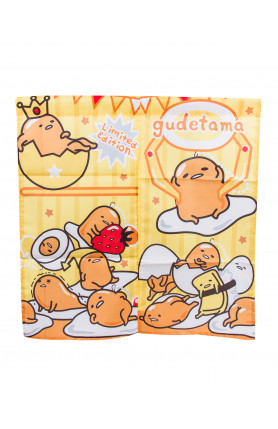DOOR CURTAIN GUDETAMA