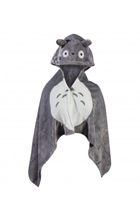 TOTORO CLOAK WITH HOOD
