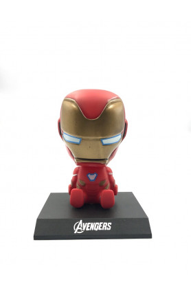 IRON MAN BOBBLEHEAD FIGURINE