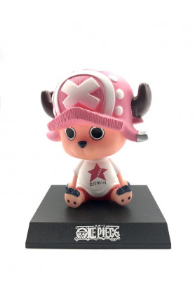 CHOPPER PINK BOBBLEHEAD FIGURINE