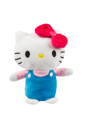 PLUSHY COIN BANK - HELLO KITTY