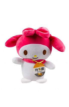 PLUSH COIN BANK - MELODY