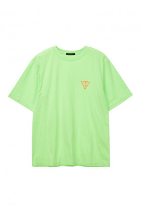 LOGO TEE SHIRT - NEON GREEN