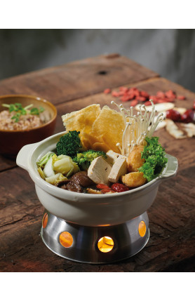 [FOOD DELIVERY] HERBAL BROTH POT SET
