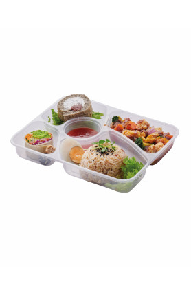 [FOOD DELIVERY] NYONYA SPICY MIXED VEGETABLE BENTO