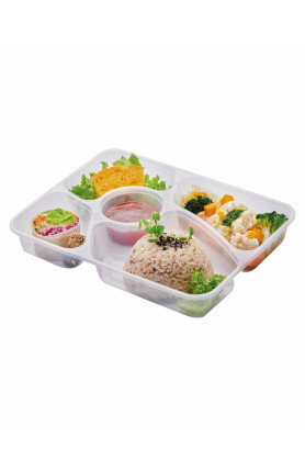 [FOOD DELIVERY] SESAME OIL MIXED VEGETABLE BENTO