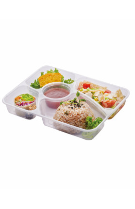 [FOOD DELIVERY] SESAME OIL SMOOTH TOFU BENTO