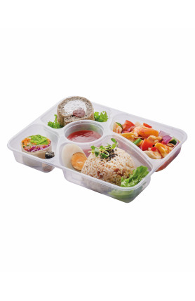 [FOOD DELIVERY] SWEET & SOUR ERYNGII MUSHROOM BENTO