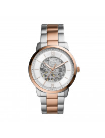 NEUTRA AUTOMATIC TWO-TONE STAINLESS STEEL WATCH