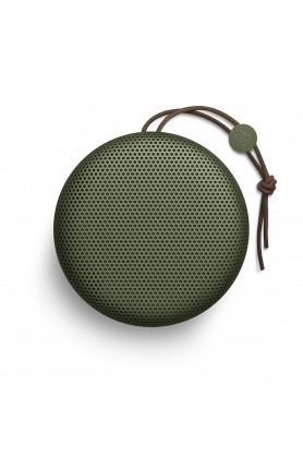 B O BEOPLAY A1 SPEAKER GREEN