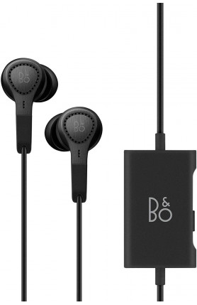 B O BEOPLAY E4 EARPHONES BLACK