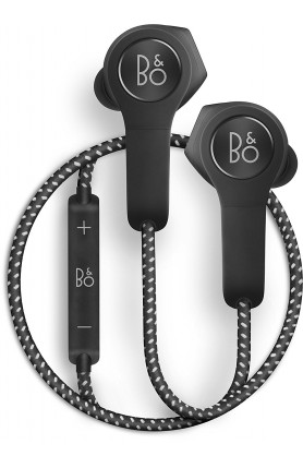B O BEOPLAY H5 EARPHONES BLACK