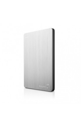 SEAGATE 2TB BACKUP PLUS PORTABLE DRIVE - SILVER
