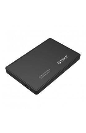 ORICO 2.5' USB 3.0 HARD DRIVE ENCLOSURE