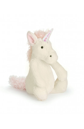 JELLYCAT BASHFUL UNICORN - SMALL