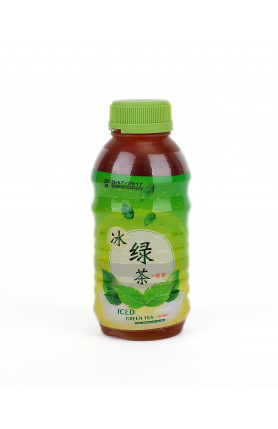 GREEN TEA WITH HONEY (285ML x 6 BTLS)
