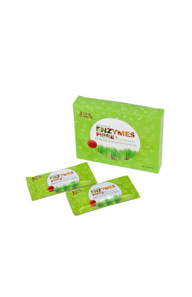 WONDER ENZYME FIBRE PLUS WHEATGRASS
