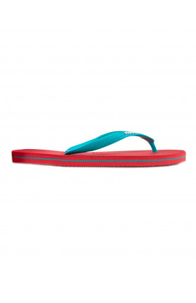 SLICK RED/ TURQUOISE