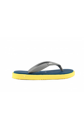FIPPER KIDS IN SNORKEL BLUE/YELLOW/GREY