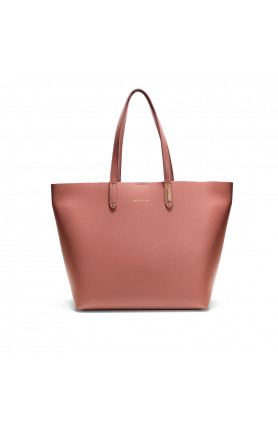 DARCY FRENCH PUCE TOTE BAG