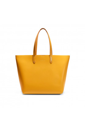 DARCY HONEY MUSTARD TOTE BAG