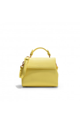 JAY MINI CUSTARD YELLOW HANDBAG