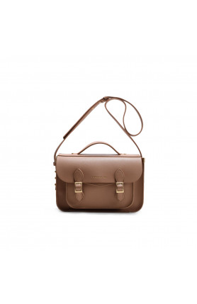 AVERY MINI TOFFEE CRUNCH SATCHEL BAG