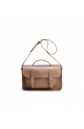 AVERY TOFFEE CRUNCH SATCHEL BAG