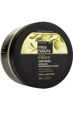 MEA NATURA HAIR MASK 250ML