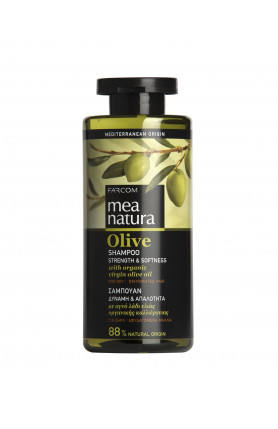 MEA NATURA DRY HAIR SHAMPOO 300ML