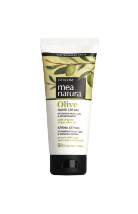 MEA NATURA HAND CREAM 100ML