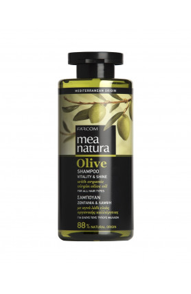 MEA NATURA NORMAL HAIR SHAMPOO 300ML