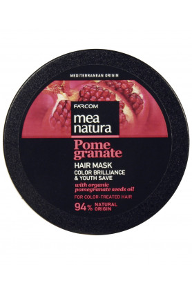 MEA NATURA POMEGRANATE HAIR MASK 250ML