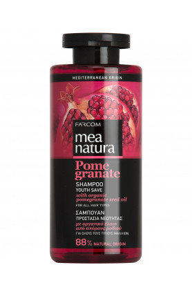 MEA NATURA POMEGRANATE HAIR SHAMPOO 300ML
