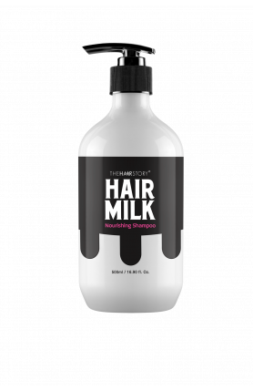 THS HAIR MILK NOURISHING SHAMPOO 500ML