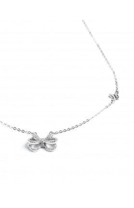 Butterfly Bows Necklace