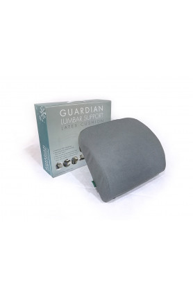 GUARDIAN LUMBAR SUPPORT LATEX CUSHION