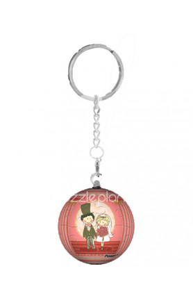 KEYCHAIN - JUST MARRIED