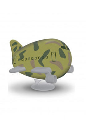 AIRPLANE PUZZLE - CAMOUFLAGE PLANE