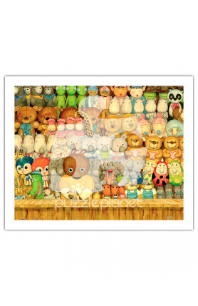 500 PCS - SMART - COOL BEAR'S TOYSHOP