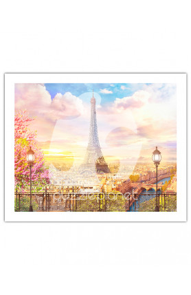 500 PCS - ROMANTIC PARIS